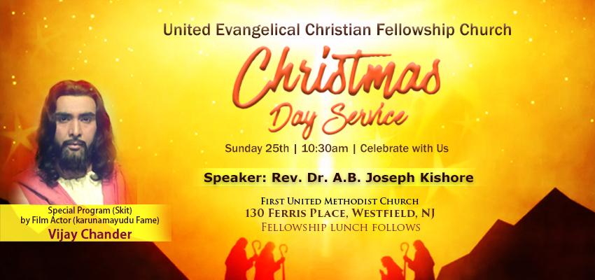 New Jersey Indian Christian Telugu Church United