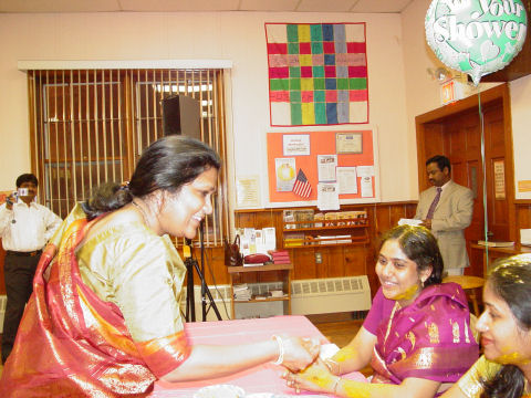 Sunitha & Sabita's Baby Shower Pictures- UECF.NET is a ...