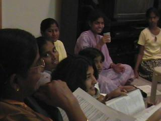 2001 Bible Study Pictures - United Evangelical Christian