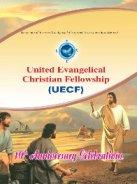 Christian Books/ Magazines - United Evangelical Christian